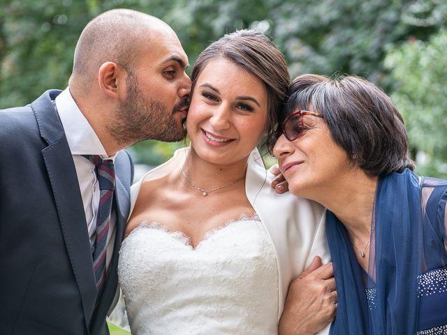 Il matrimonio di Emanuele e Elena a Borgosatollo, Brescia 77
