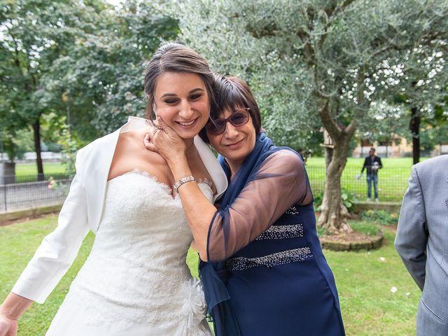 Il matrimonio di Emanuele e Elena a Borgosatollo, Brescia 80