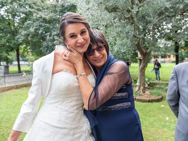 Il matrimonio di Emanuele e Elena a Borgosatollo, Brescia 85