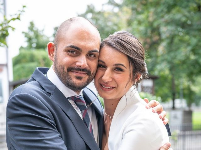 Il matrimonio di Emanuele e Elena a Borgosatollo, Brescia 81