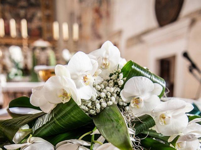 Il matrimonio di Emanuele e Elena a Borgosatollo, Brescia 103