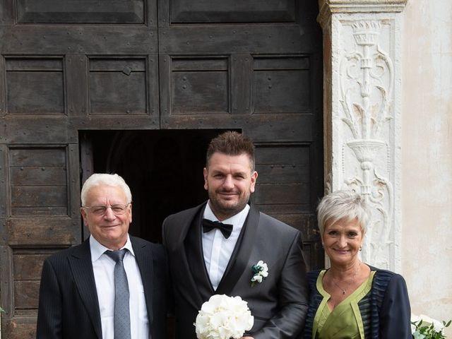 Il matrimonio di Emanuele e Elena a Borgosatollo, Brescia 88