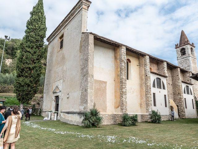 Il matrimonio di Emanuele e Elena a Borgosatollo, Brescia 90