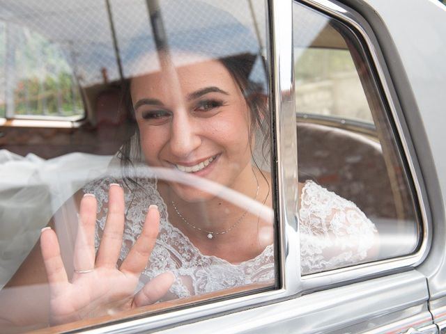 Il matrimonio di Emanuele e Elena a Borgosatollo, Brescia 94