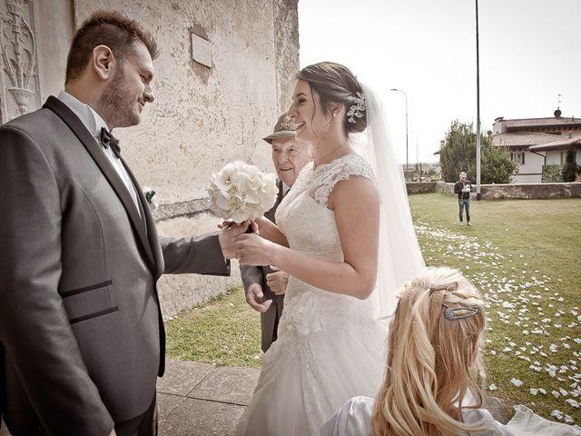 Il matrimonio di Emanuele e Elena a Borgosatollo, Brescia 107