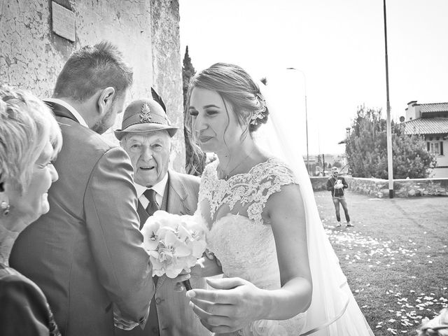 Il matrimonio di Emanuele e Elena a Borgosatollo, Brescia 105