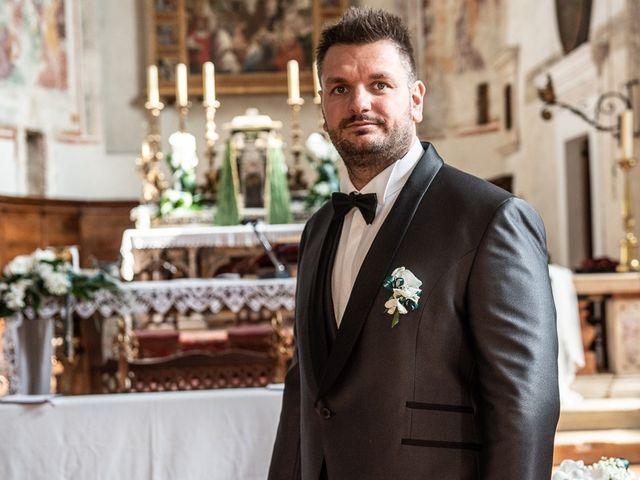 Il matrimonio di Emanuele e Elena a Borgosatollo, Brescia 101