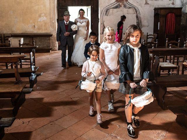 Il matrimonio di Emanuele e Elena a Borgosatollo, Brescia 111