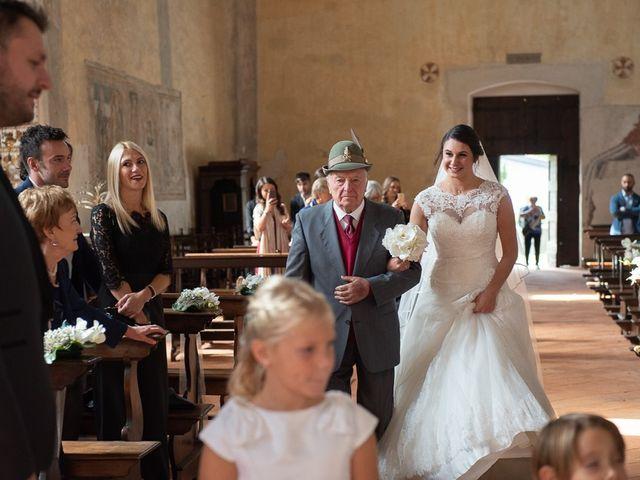 Il matrimonio di Emanuele e Elena a Borgosatollo, Brescia 108
