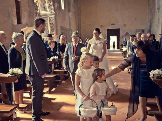 Il matrimonio di Emanuele e Elena a Borgosatollo, Brescia 112