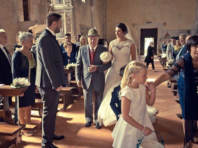 Il matrimonio di Emanuele e Elena a Borgosatollo, Brescia 110