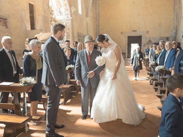 Il matrimonio di Emanuele e Elena a Borgosatollo, Brescia 113