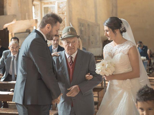 Il matrimonio di Emanuele e Elena a Borgosatollo, Brescia 127
