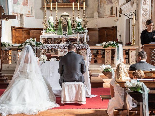 Il matrimonio di Emanuele e Elena a Borgosatollo, Brescia 129