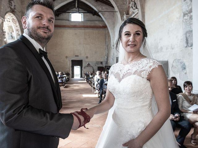 Il matrimonio di Emanuele e Elena a Borgosatollo, Brescia 130