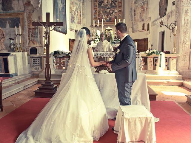 Il matrimonio di Emanuele e Elena a Borgosatollo, Brescia 117