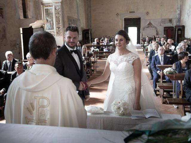 Il matrimonio di Emanuele e Elena a Borgosatollo, Brescia 118