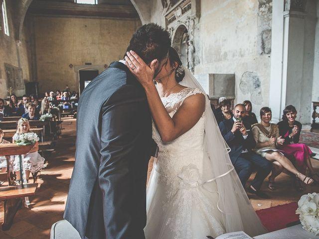 Il matrimonio di Emanuele e Elena a Borgosatollo, Brescia 119