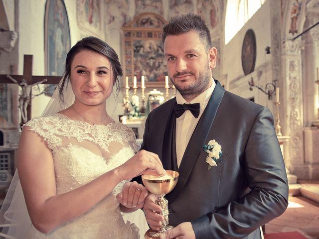 Il matrimonio di Emanuele e Elena a Borgosatollo, Brescia 122
