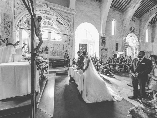 Il matrimonio di Emanuele e Elena a Borgosatollo, Brescia 123