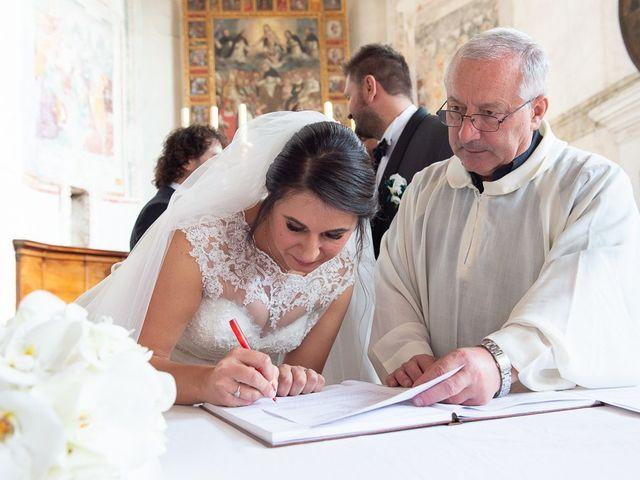 Il matrimonio di Emanuele e Elena a Borgosatollo, Brescia 132