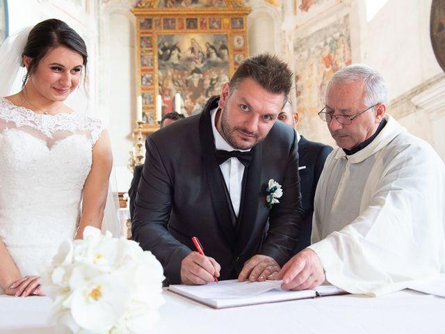 Il matrimonio di Emanuele e Elena a Borgosatollo, Brescia 133