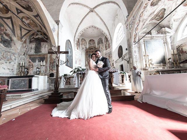 Il matrimonio di Emanuele e Elena a Borgosatollo, Brescia 124