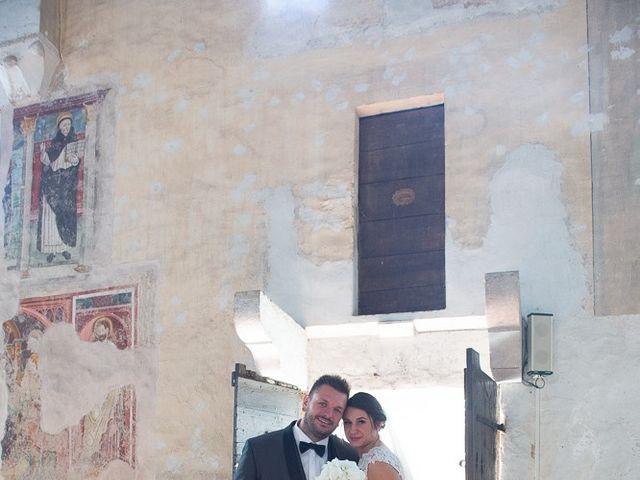 Il matrimonio di Emanuele e Elena a Borgosatollo, Brescia 140