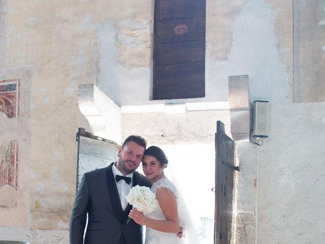 Il matrimonio di Emanuele e Elena a Borgosatollo, Brescia 141
