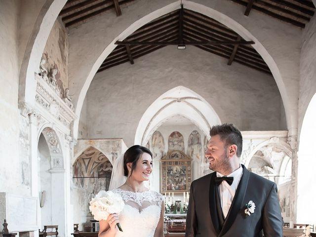Il matrimonio di Emanuele e Elena a Borgosatollo, Brescia 142