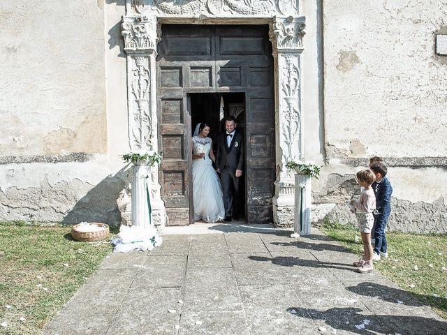 Il matrimonio di Emanuele e Elena a Borgosatollo, Brescia 159