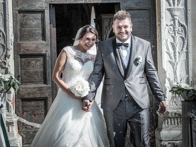 Il matrimonio di Emanuele e Elena a Borgosatollo, Brescia 145