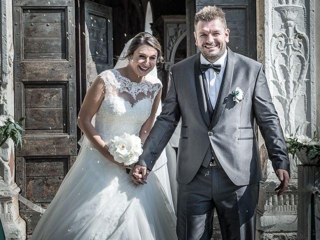 Il matrimonio di Emanuele e Elena a Borgosatollo, Brescia 146