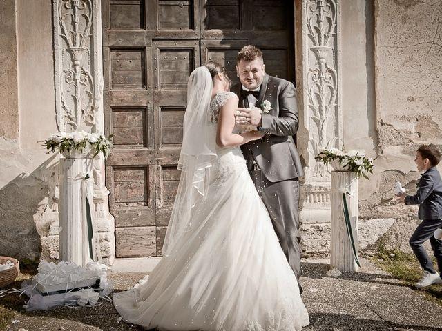 Il matrimonio di Emanuele e Elena a Borgosatollo, Brescia 147