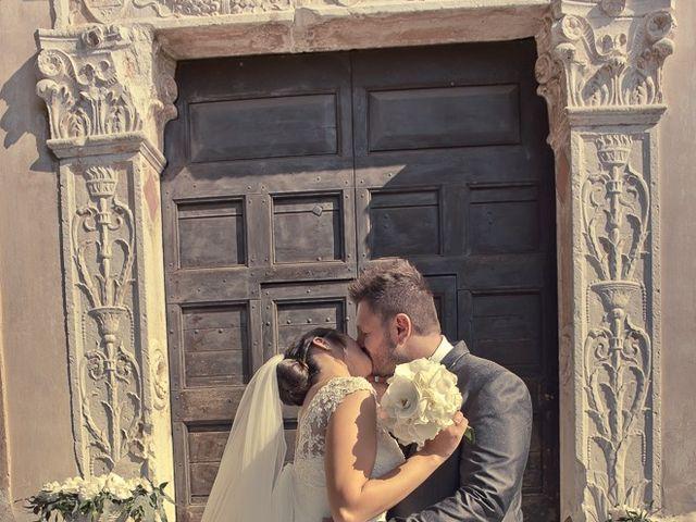 Il matrimonio di Emanuele e Elena a Borgosatollo, Brescia 149