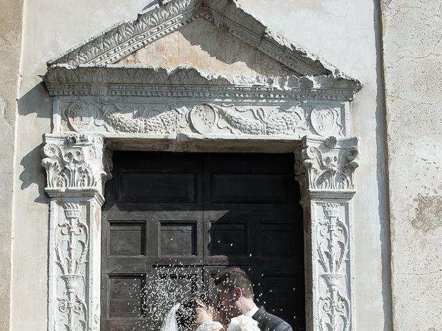 Il matrimonio di Emanuele e Elena a Borgosatollo, Brescia 150