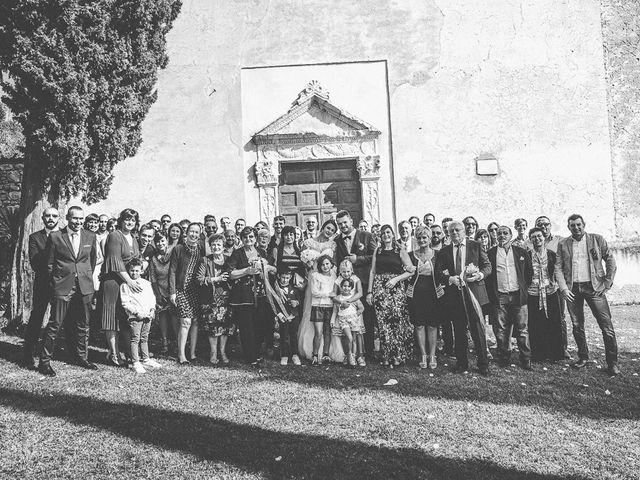 Il matrimonio di Emanuele e Elena a Borgosatollo, Brescia 153