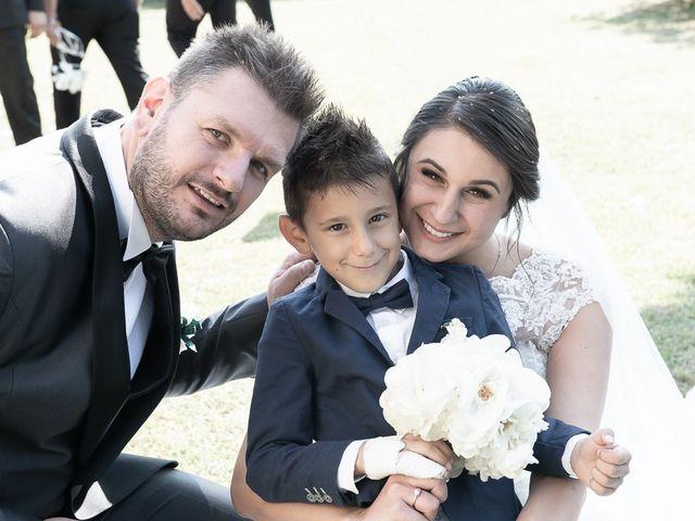 Il matrimonio di Emanuele e Elena a Borgosatollo, Brescia 203