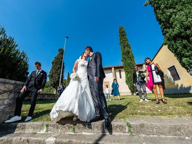 Il matrimonio di Emanuele e Elena a Borgosatollo, Brescia 156