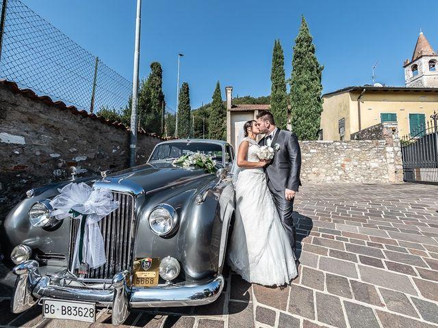 Il matrimonio di Emanuele e Elena a Borgosatollo, Brescia 157