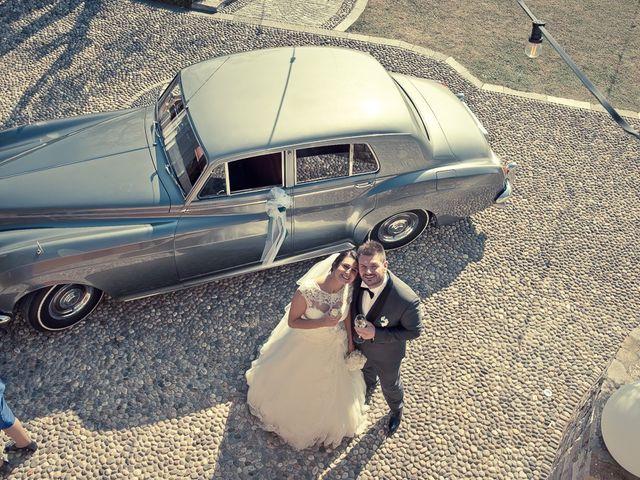 Il matrimonio di Emanuele e Elena a Borgosatollo, Brescia 160