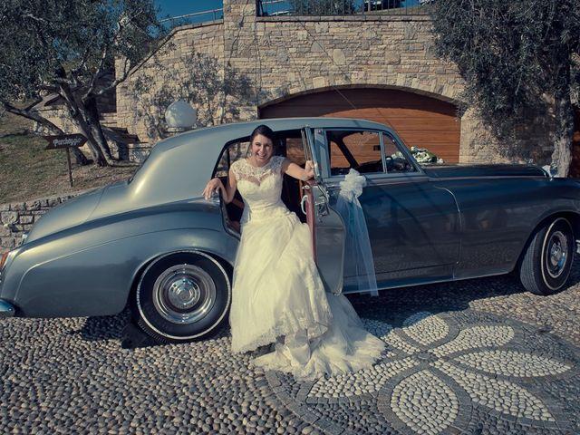 Il matrimonio di Emanuele e Elena a Borgosatollo, Brescia 190