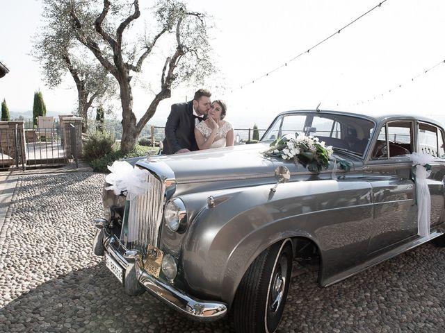 Il matrimonio di Emanuele e Elena a Borgosatollo, Brescia 182