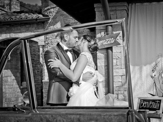 Il matrimonio di Emanuele e Elena a Borgosatollo, Brescia 164