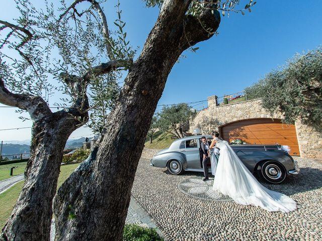 Il matrimonio di Emanuele e Elena a Borgosatollo, Brescia 193