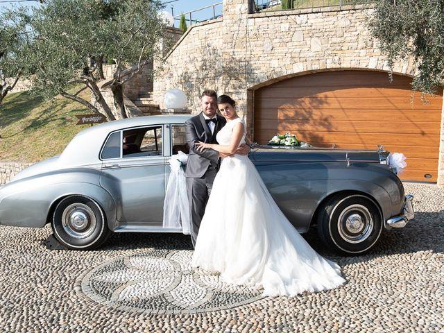 Il matrimonio di Emanuele e Elena a Borgosatollo, Brescia 170