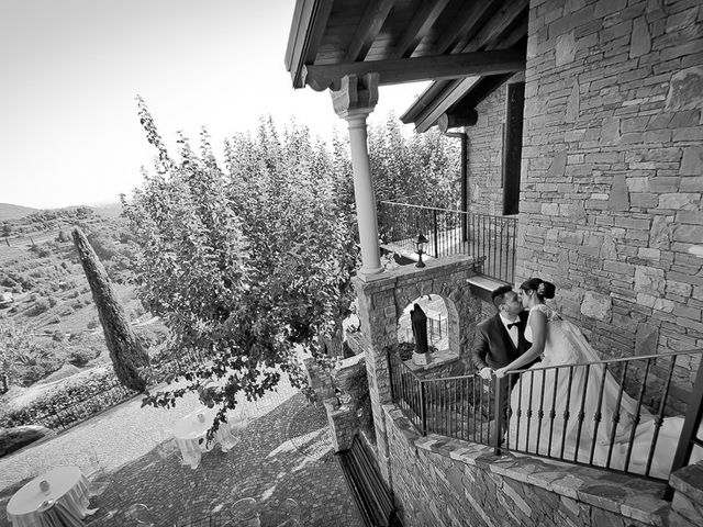Il matrimonio di Emanuele e Elena a Borgosatollo, Brescia 166
