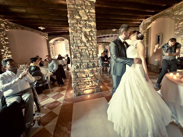 Il matrimonio di Emanuele e Elena a Borgosatollo, Brescia 168