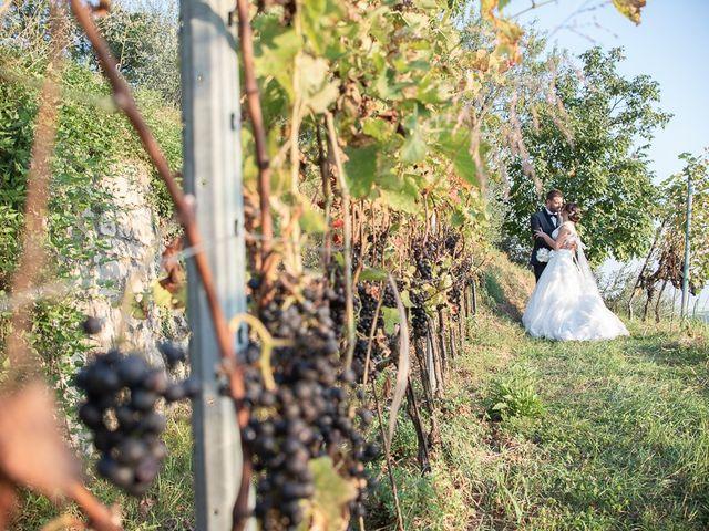Il matrimonio di Emanuele e Elena a Borgosatollo, Brescia 175