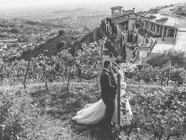 Il matrimonio di Emanuele e Elena a Borgosatollo, Brescia 176
